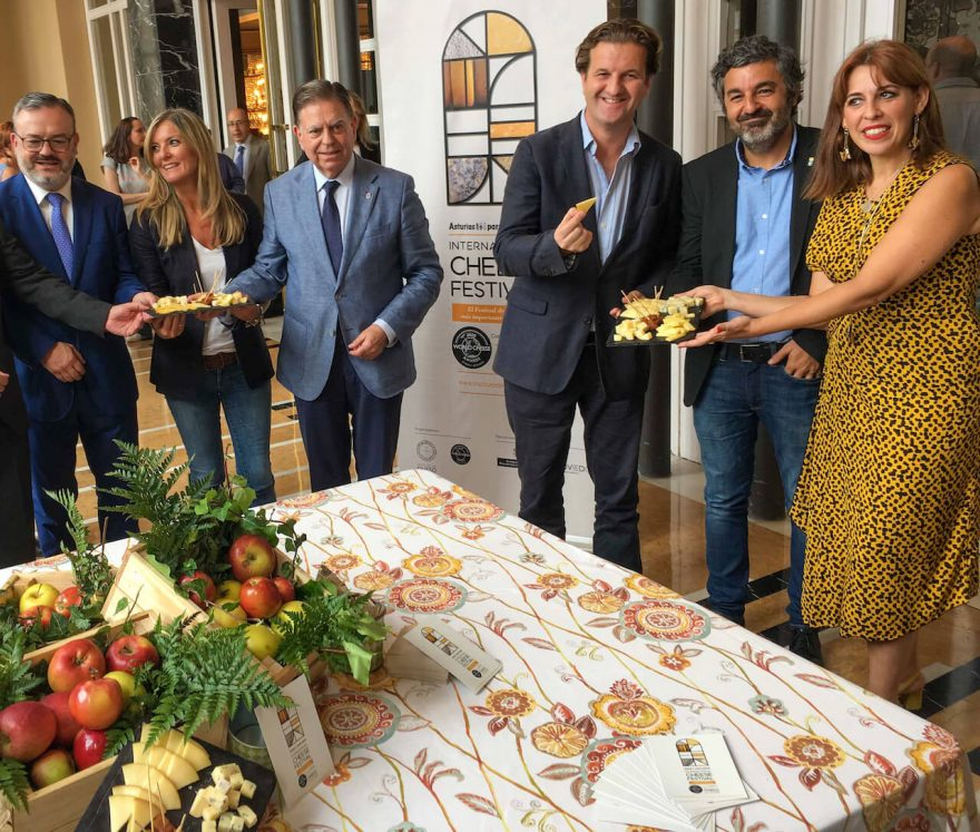 Oviedo Asturias acogerá los World Cheese Awards 2020