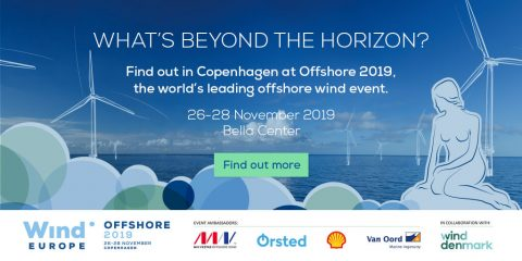 WindEurope Offshore Copenhague 2019 Asturias