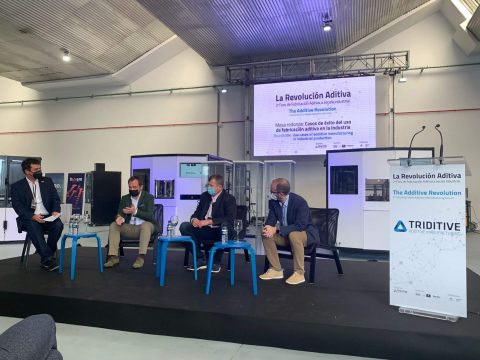 Industrial Scale Additive Manufacturing Forum by TRIDITIVE