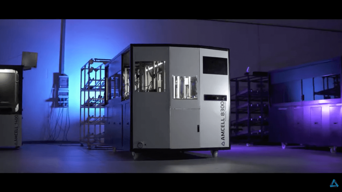 New machines Industrial Scale Additive Manufacturing Forum by TRIDITIVE
